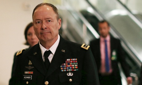 NSA director: Edward Snowden has caused irreversible damage to US
