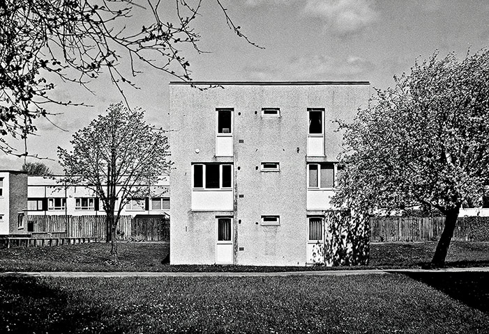 Ryder Architecture: Kenton Housing, Kenton Bar, Completed 1964 Client: Newcastle Corporation