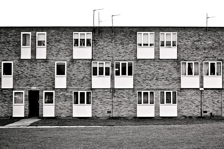 Ryder Architecture: Kenton Housing, Kenton Bar, Completed 1964 Client: Newcastle Corporation.
