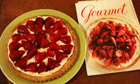 Strawberry marscarpone tart by Noemie Lemasson-Ardolino