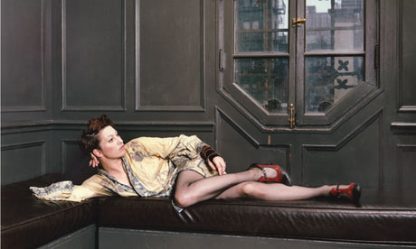 Amanda Palmer: 'What  I do comes  from a deep  desire   to be seen.'