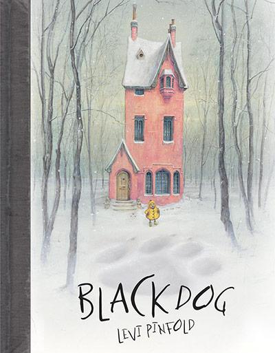 Black Dog Levi Pinfold