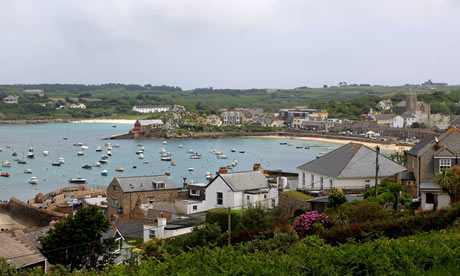 St Mary's on the Isles of Scilly