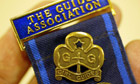 Girl Guides: The Guide Association badge