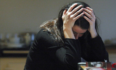 Anxiety or depression affects nearly one-fifth of UK adults