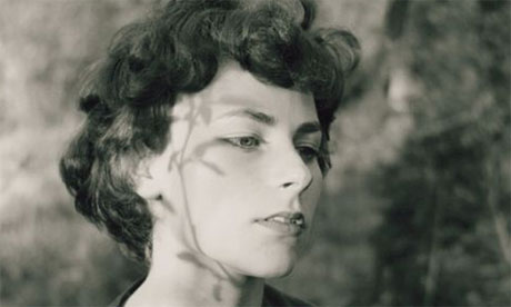 Edith, Danville (Virginia), 1963 by Emmet Gowin