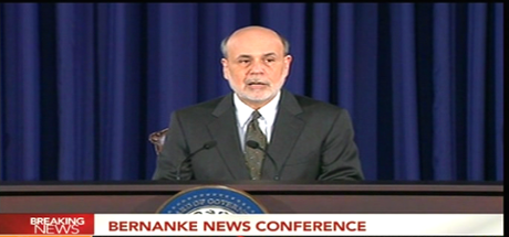 Ben Bernanke, June 19th 2013
