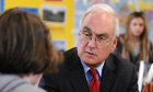 Ofsted chief calls for troubleshooters in schools failing poor children