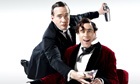 Matthew Macfadyen will star as Jeeves (left) and Stephen Mangan as Wooster