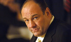 James Gandolfini in his role as Tony Soprano. The actor has died aged 51. Photograph: Barry Wetcher/AP