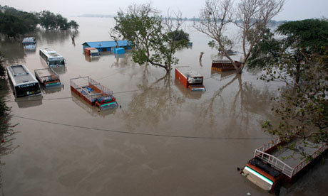 New Delhi floods