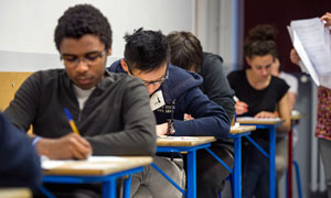 French woman accused of disguising herself as daughter to sit exam
