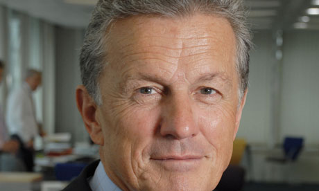 Amyas Morse, the comptroller and auditor general for the NAO