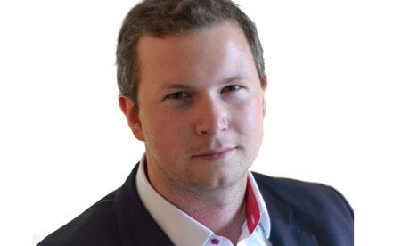Grapple CEO Alistair Crane