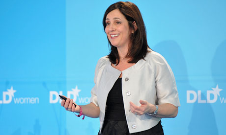 Joanna Shields, former Facebook Europe chief