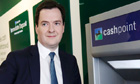 Looking for cash: chancellor George Osborne.