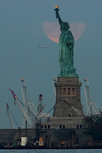 super moon: super moon
