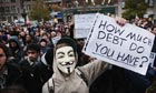 Occupy buys debt