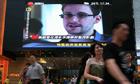 Edward Snowden escapes Hong Kong