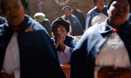 Soweto church