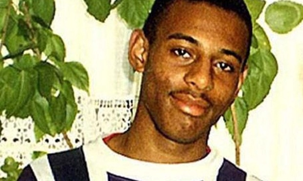 Stephen Lawrence.