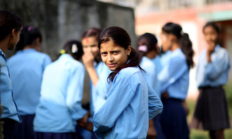 nepalese girls