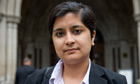 Shami Chakrabarti of Liberty