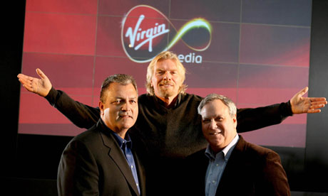 Virgin Media government broadband plan
