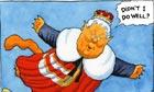 26.06.13: Steve Bell on Mervyn King's retirement