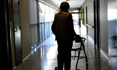 Aged care sex discrimination bill