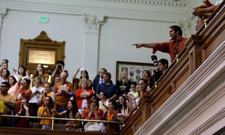 Texas abortion vote