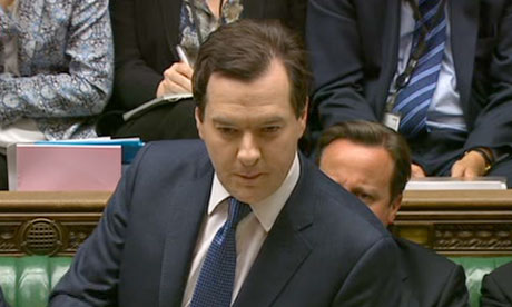 Osborne in the Commons