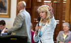 Texas Sen. Wendy Davis filibuster