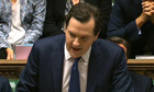George Osborne: Winter fuel payment to be subject to temperature test