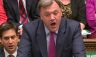 Ed Balls, the shadow chancellor