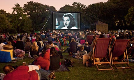 This summer's outdoor cinema   Film   The Guardian