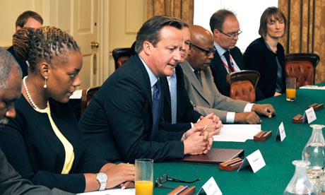 David Cameron hosts overseas territories and crown dependencies meeting