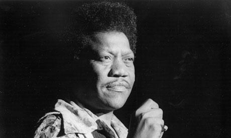 Bobby 'Blue' Bland sang falsetto originally