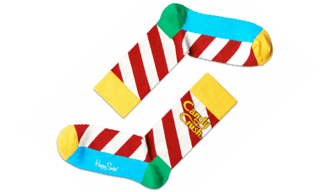 Candy Crush Saga socks