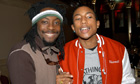 Will.i.am and Pharrell WIlliams
