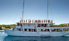 croatia party boat