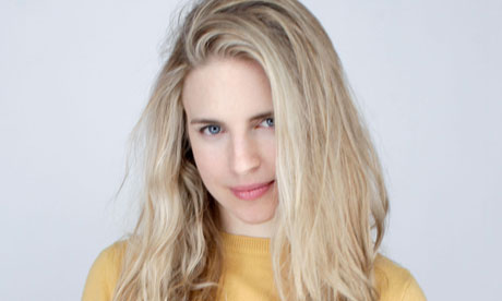Brit Marling at the 2011 Sundance Film Festival