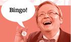 Rudd bingo