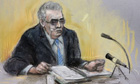 Ian Brady attends mental health tribunal