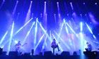 The Arctic Monkeys at Glastonbury 2013