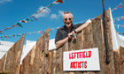 Billy Bragg at Leftfield.