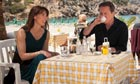 Prime Minister David Cameron And Wife Samantha Holiday In Ibiza
