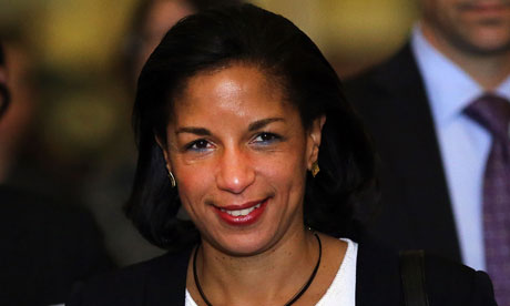 <b>Susan Rice</b> to replace Tom Donilon as US national security adviser | US news <b>...</b> - Susan-Rice-008