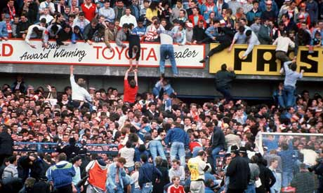 Hillsborough police officers question government report on the disaster