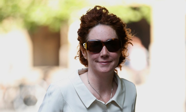 Rebekah Brooks is all smiles as she arrives at Southwark Crown Court in London today, where she will  face charges related to phone hacking